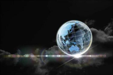 地球とパワーストーン
