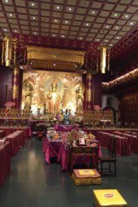 シンガポール寺院