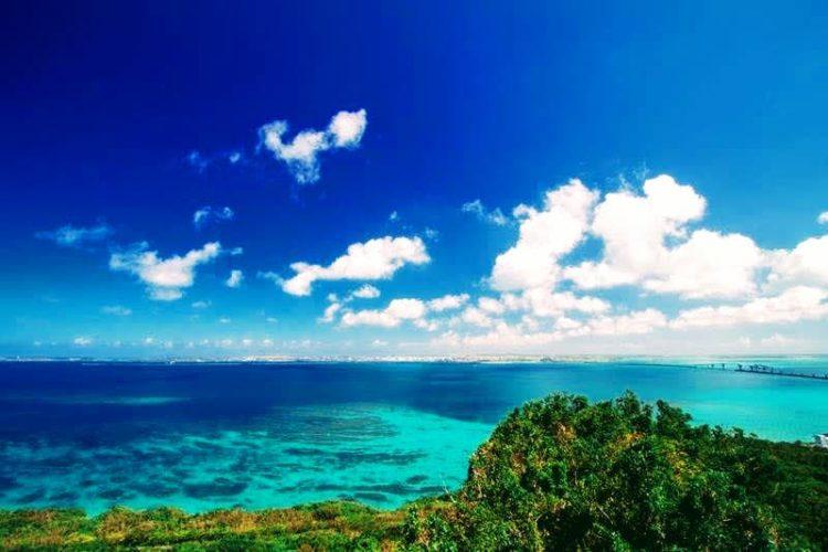 沖縄県宮城島の絶景パワースポット