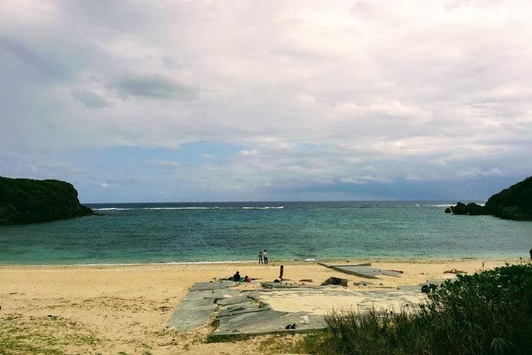 宮城島ビーチ