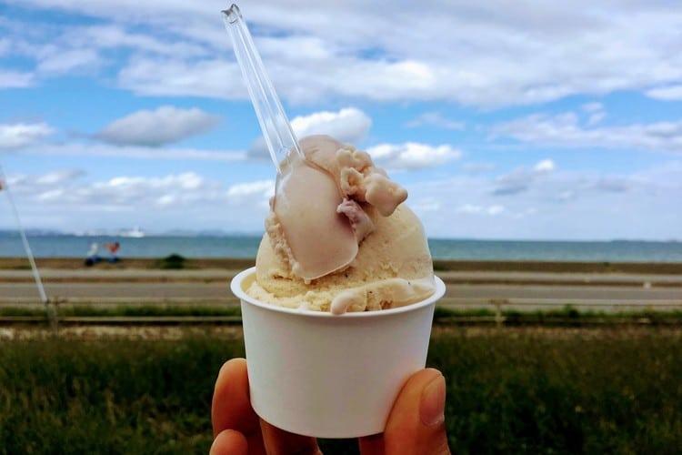 うるまジェラートアイスクリーム