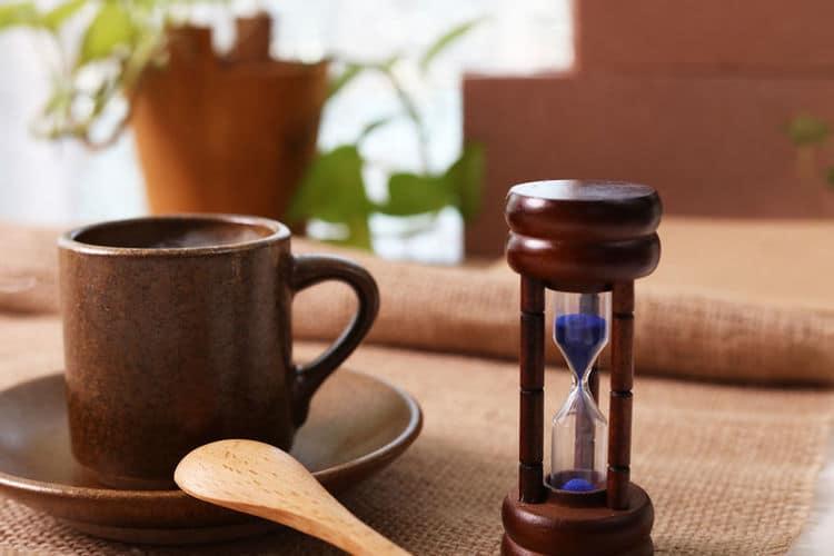 コーヒーの苦手な前世