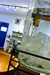 沖縄占いチュチュのオーダーメイドパワーストーンの研磨水晶水