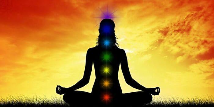 チャクラ|瞑想|座禅